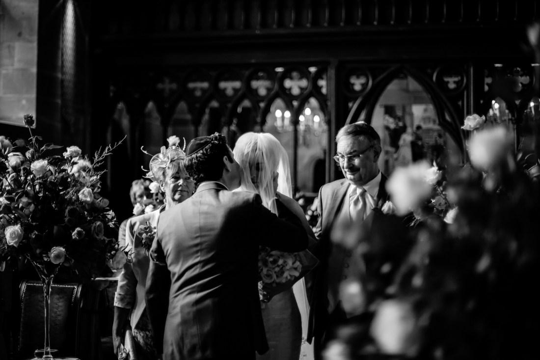 Emma & Alex Peckforton castle wedding - Sansom Photography-15