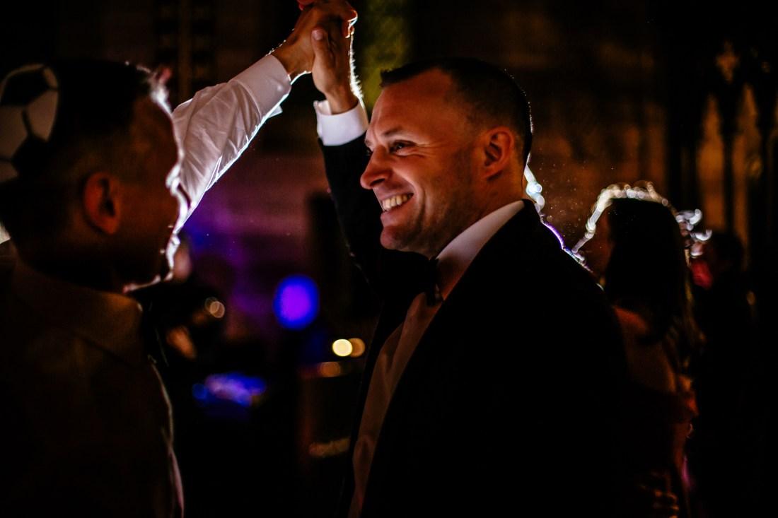 Emma & Alex Peckforton castle wedding - Sansom Photography-32
