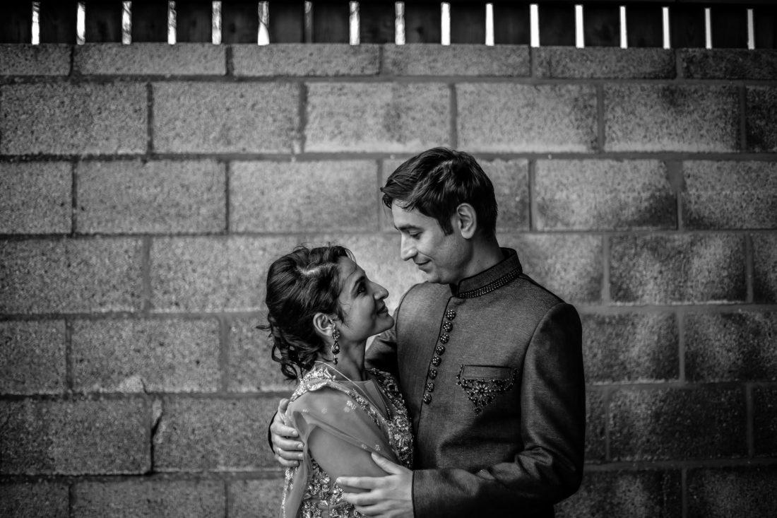 Mekhala & Gareth - Sansom Photography Barmbyfield Barns Wedding York-20