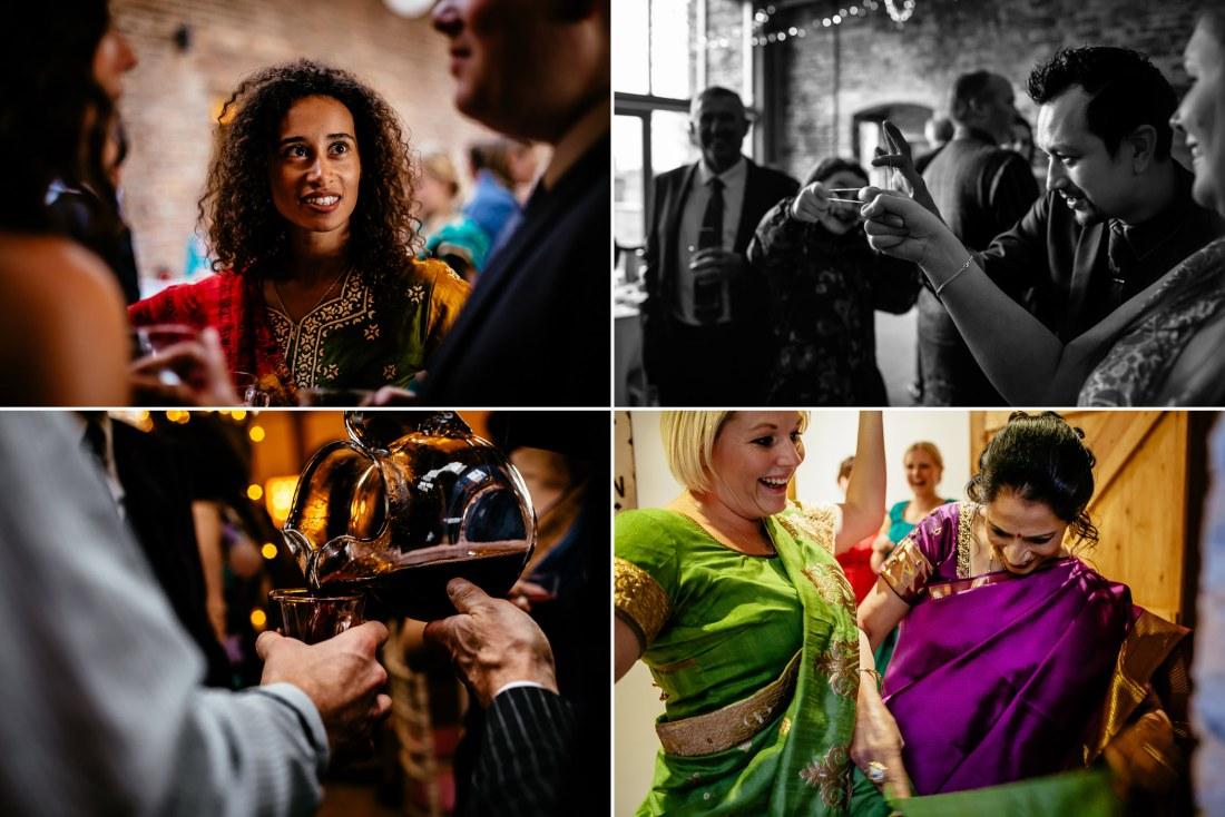 Mekhala & Gareth - Sansom Photography Barmbyfield Barns Wedding York-36