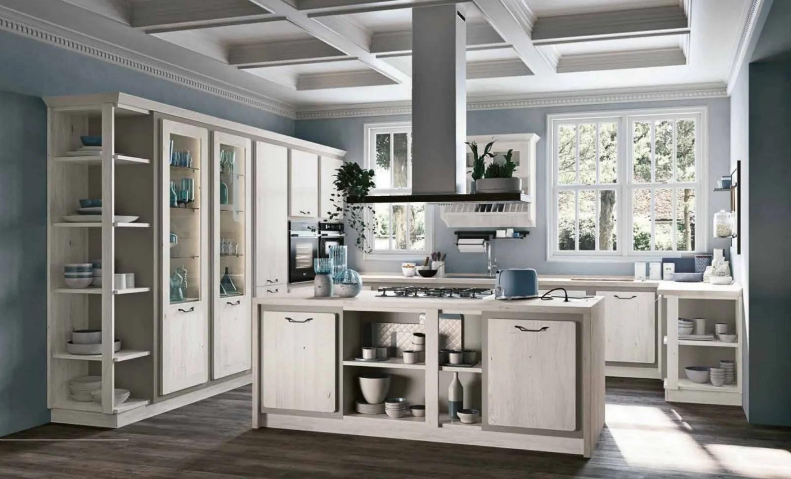 Sfoglia il catalogo e scegli ciò che fa per te! Cucina In Muratura Rebecca 01 Lube