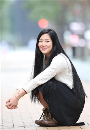 """柴田美咲「ぬ~べ~」で女優デビュー!""""ボンビー生活""""が ..."""