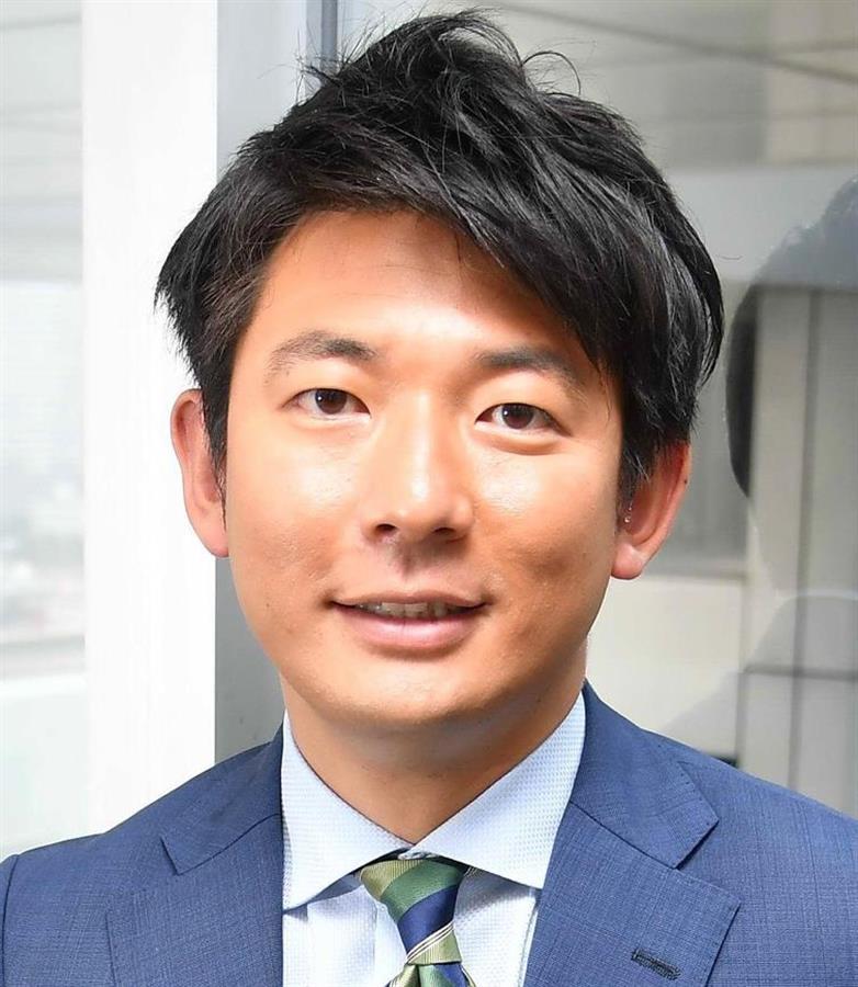 フジ谷岡慎一アナが再婚、11月に挙式予定 18年にNHK桑子アナと離婚 - SANSPO.COM(サンスポ)
