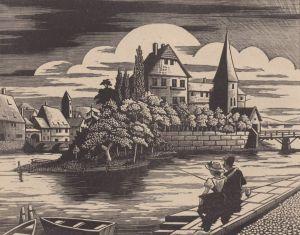 (1941) El pescador