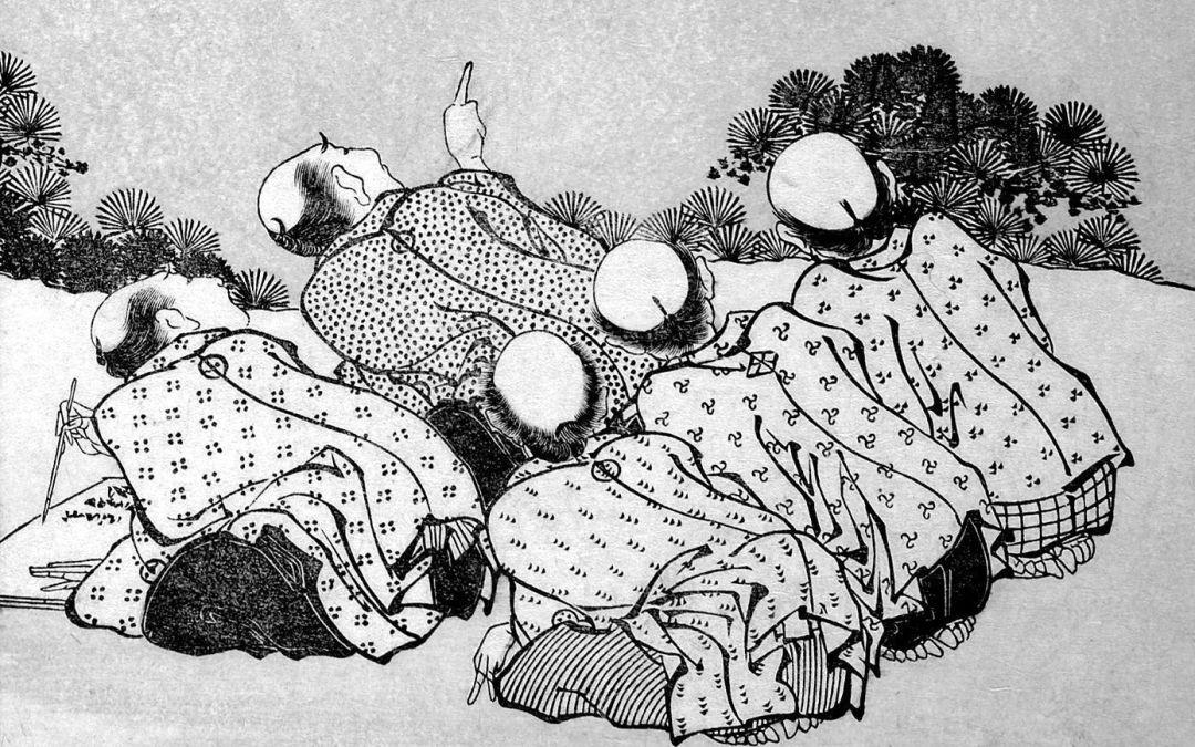 De Frank Lloyd Wright a Hokusai