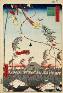 Utagawa Hiroshige (1857)