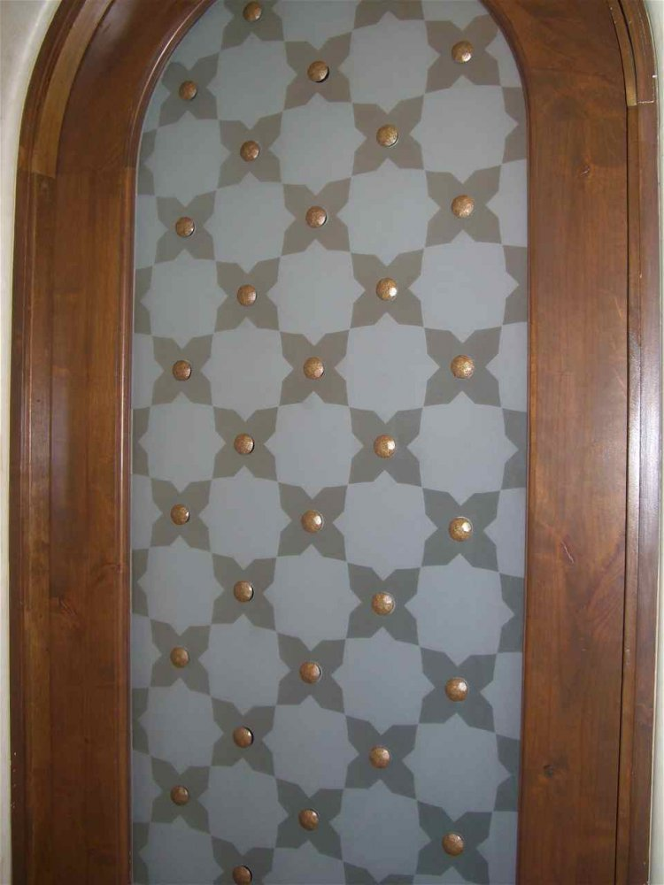 Parquet Pantry Door Glass Inserts Sans Soucie