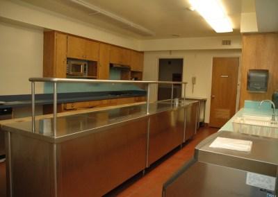 Madonna Hall Kitchen