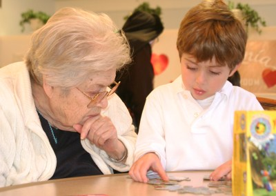 Intergenerational Education