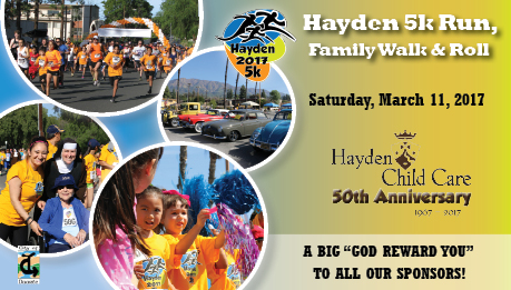 Hayden 5k 2017: A Race to Remember