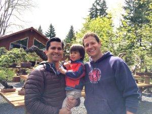 Daniel Martinez and Ryan Neil at Mirai - American Bonsai Nursery