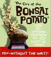 potato bonsai