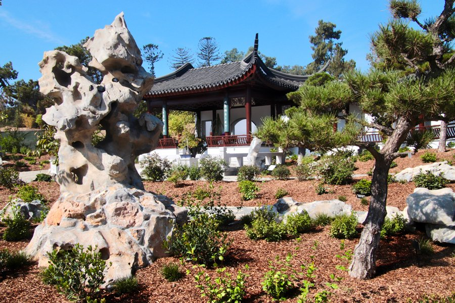 You are currently viewing Huntington's Chinese Garden