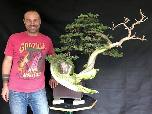 Read more about the article July 2021 – Todd Schlafer of First Branch Bonsai