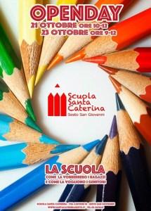 Open Day Istituto S. Caterina da Siena - Sabato 21/10/2017 @ Scuola Santa Caterina da Siena | Sesto San Giovanni | Lombardia | Italia