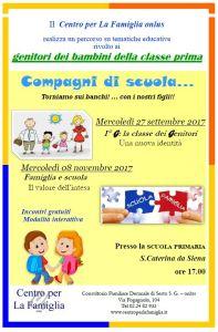 Scuola Primaria - Classi Prime - Percorso formativo per genitori @ Scuola Santa Caterina da Siena | Sesto San Giovanni | Lombardia | Italia