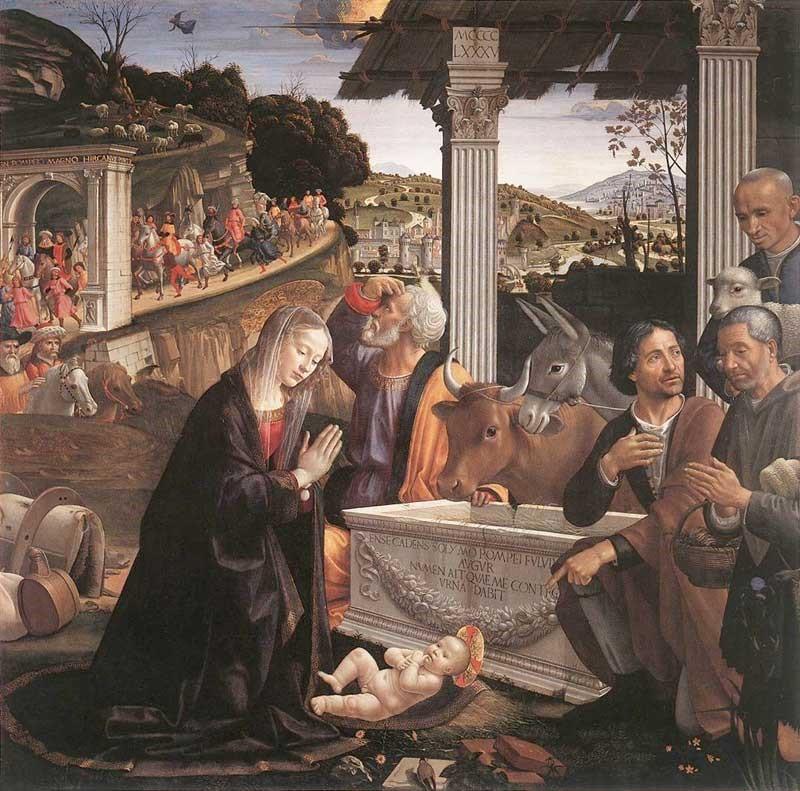 Buon Natale 2017 dalla Preside dell'Istituto Cattolico Paritario S. Caterina da Siena