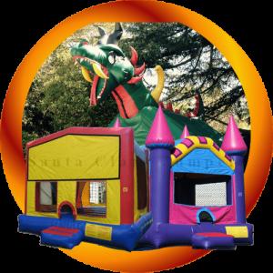 Santa Clara bounce house rentals