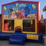 Elmo Jump House