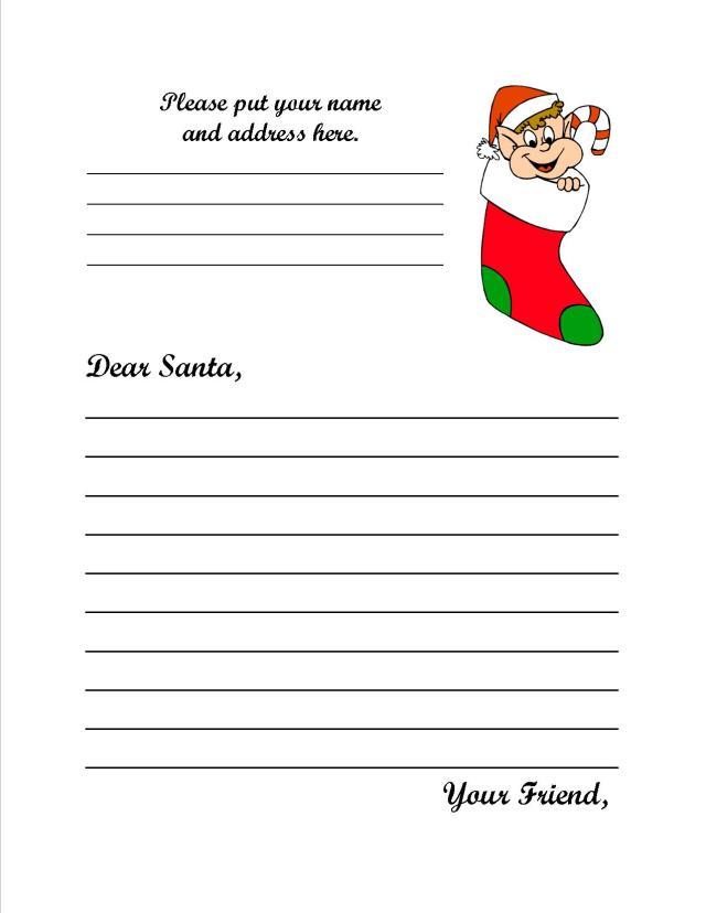 Write to Santa  Santa Claus Museum