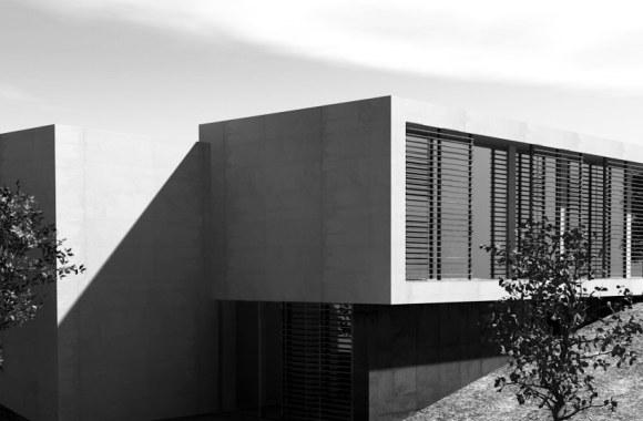 Casa sulle colline di Fermo