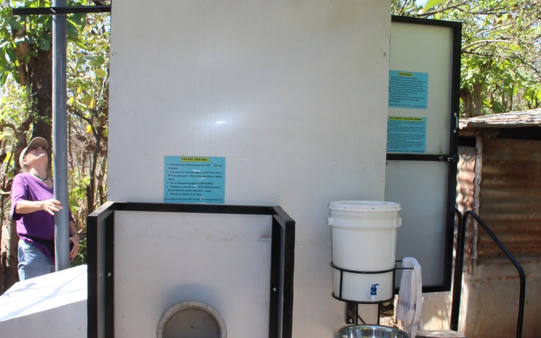 Rotary has Joined in Support of El Pilar Ecko Toilet Project