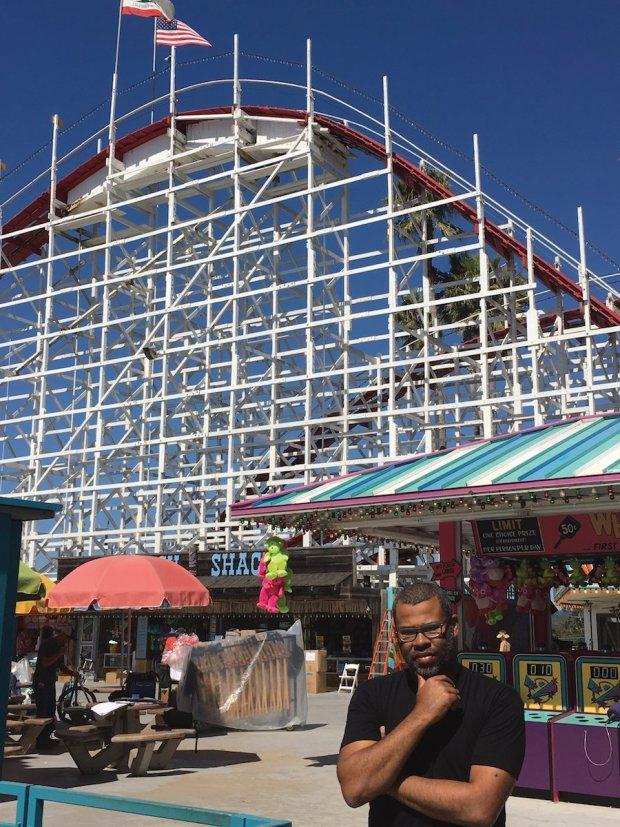 Santa Cruz Beach Boardwalk featured in Jordan Peele's film 'Us'