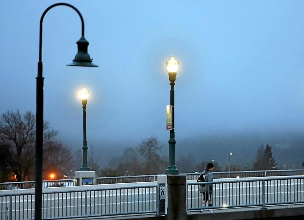 river path sees new light park improvements in santa cruz santa cruz sentinel