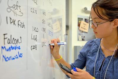 Cabrillo engineering camp inspires girls