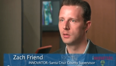Watch: Grass roots growth of Santa Cruz tech