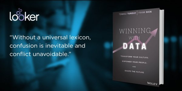 The Looker Book: Winning with Data