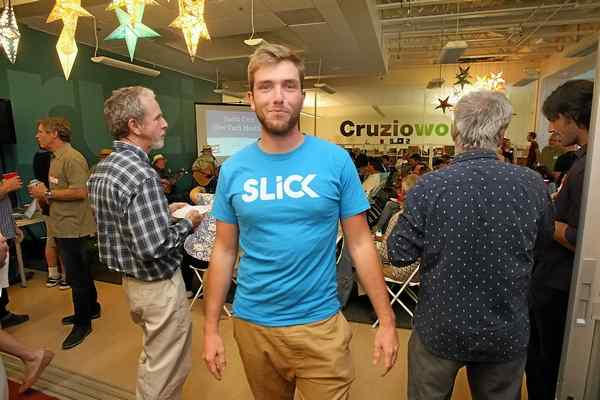 Tech startups Slick, Impact Scorecard lured to Santa Cruz
