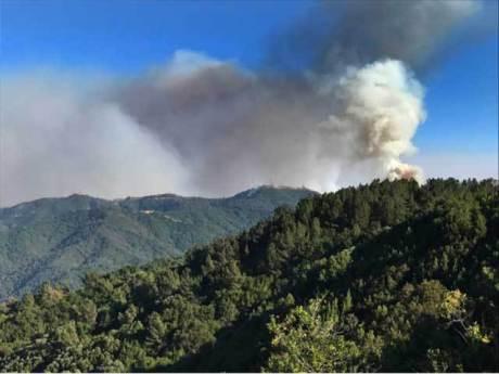 Loma Fire September 27, 2016