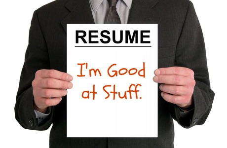how to write a resume to get an interview by looker s director of