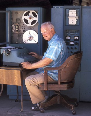 Computer pioneer Harry Huskey dies at age 101