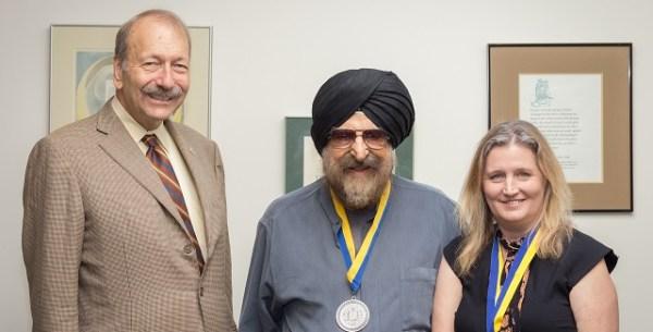 Dr. Sue Carter invested as Narinder Kapany Professor in Entrepreneurship