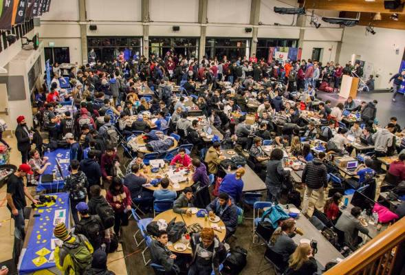 Hack UCSC rebrands as CruzHacks, starts preparing for 2018 event