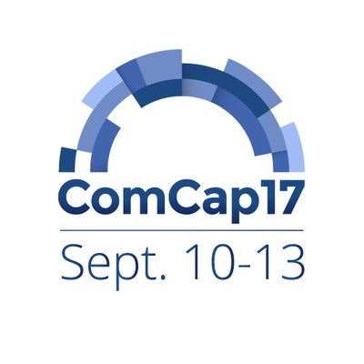 Economic Development meets Crowdfunding at ComCap17 in Monterey, Sept 10-13