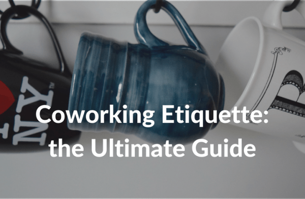 Don't microwave fish (AKA Coworking Etiquette: the Ultimate Guide)