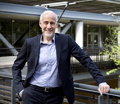 Dean Alex Wolf leads growing engineering school in era of technological change