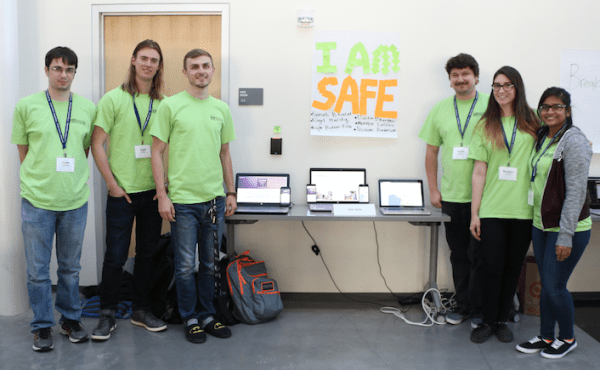 Students Create Disaster Survival Apps at CSUMB Hackathon Weekend
