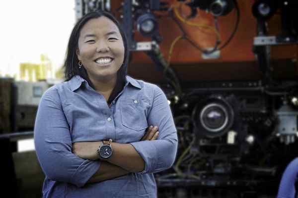 MBARI scientist to receive international award for women in science