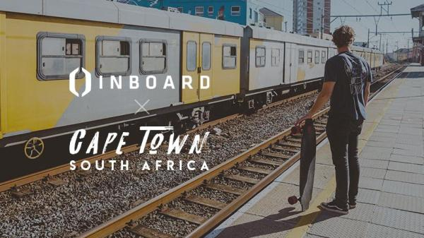 My City My Flow — Inboard in Cape Town, South Africa
