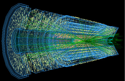 UC Santa Cruz helps address massive data demands from Large Hadron Collider as part of $25 million NSF project