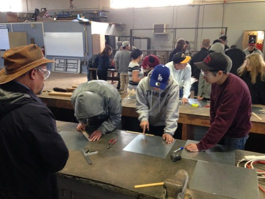 PVUSD Preparing to Accelerate Students into Regional Industries through CTE Pathways