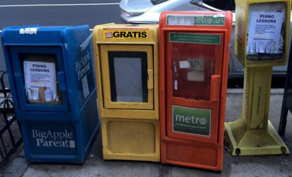 Chris Neklason: Getting the Newspaper I Want