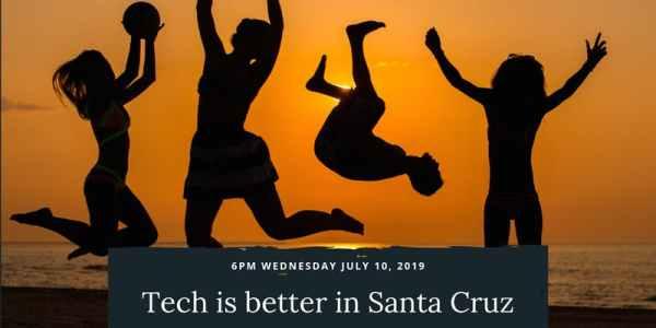 July 10 Tech Meetup has a hot lineup