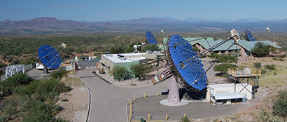 Breakthrough Listen launches new optical search with VERITAS Telescope Array