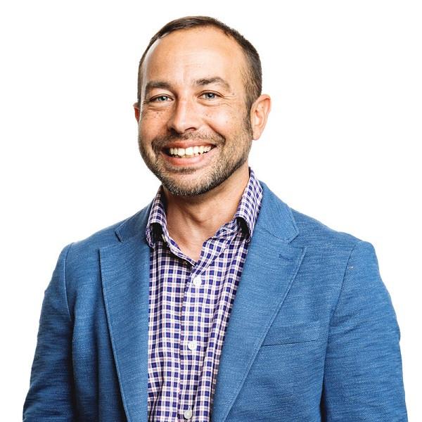 Jeremy Almond of PayStand