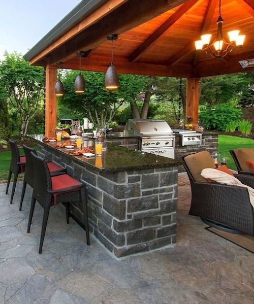 Building an Outdoor Kitchen? Here Are 3 Things to Consider ... on Patio Kitchen Diy  id=73974